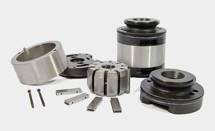 Hydraulic press hydraulic system long-term reliable work four skills