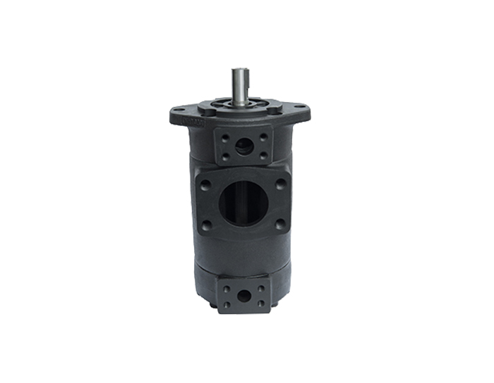 HTS Series Servo Double Pump